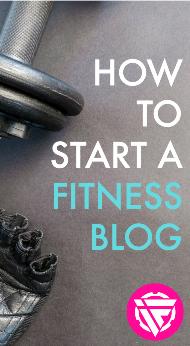 Start a health, food, or fitness blog with this tutorial.