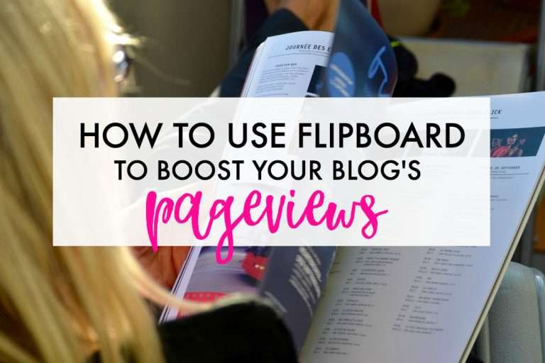 How to Use Flipboard to Boost Your Site's Page Views