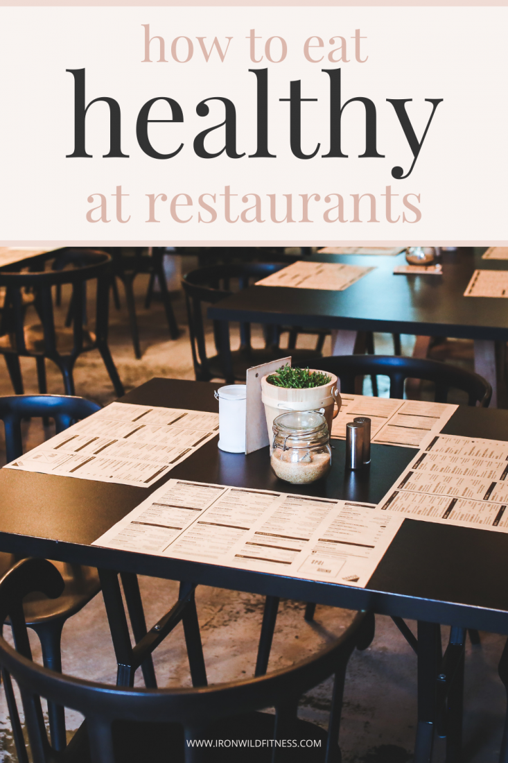 Learn about eating healthy at restaurants and parties!