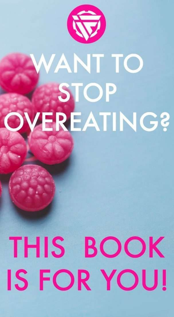 Weight loss is hard. Do you binge or overeat often? Learn how to stop overeating with this book. Reach your fitness goals.