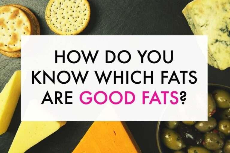 Beginner List Of Good Fats To Eat