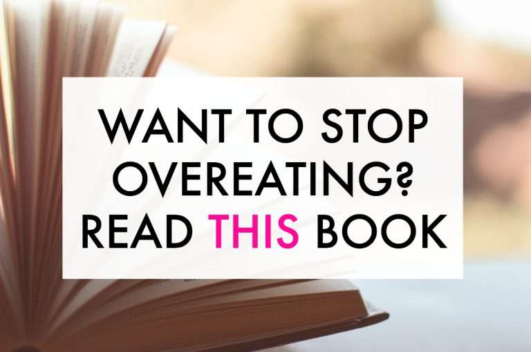 Want to Stop Overeating? Read This Book