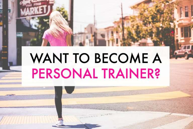 Want to Become a Certified Personal Trainer?