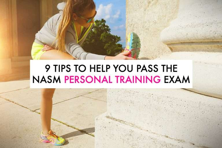 Personal Trainer Certification: Tips For The NASM