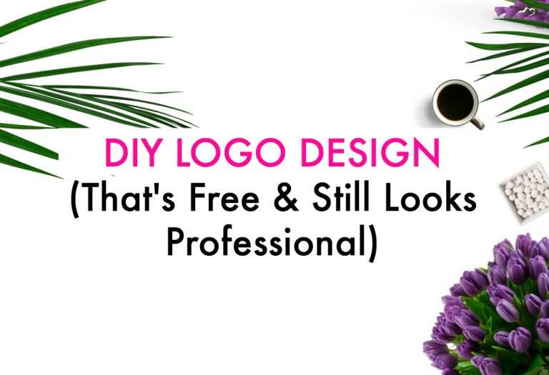 DIY Logo Design (That's Free & Still Looks Professional)