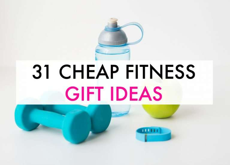 31 Cheap Fitness Gifts for Anyone on a Health Journey