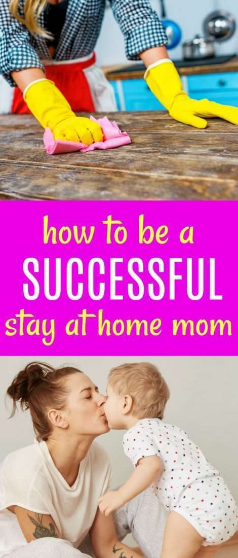 How to be a successful stay at home mom. These are the secrets of great housekeeping, homemaking hacks, and tips for moms.