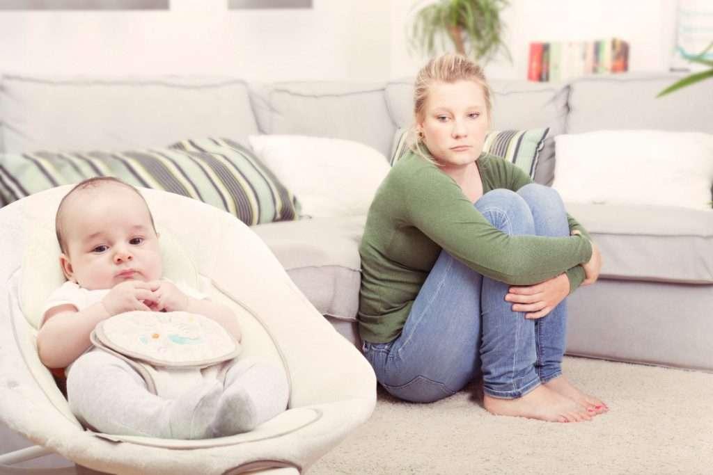 Ten natural ways to combat postpartum depression.