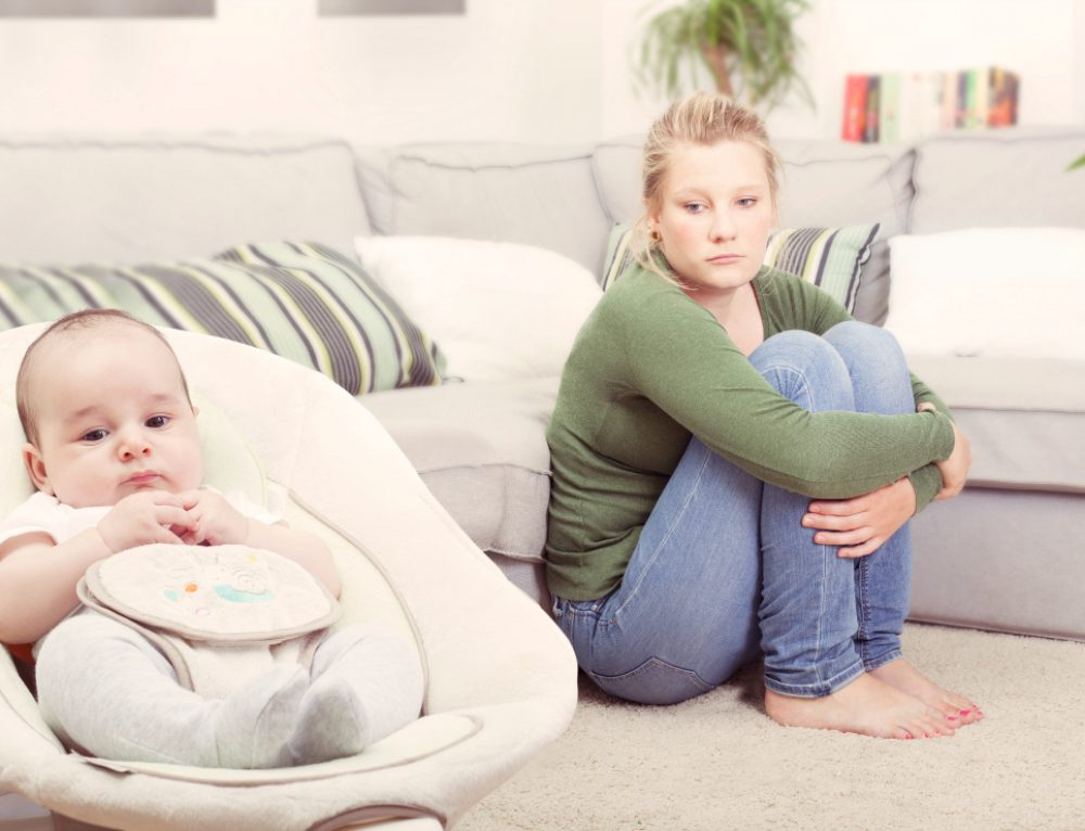 10 Natural Ways to Combat Postpartum Depression
