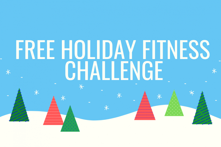 Free Holiday Fitness Challenge – Maintenance Month
