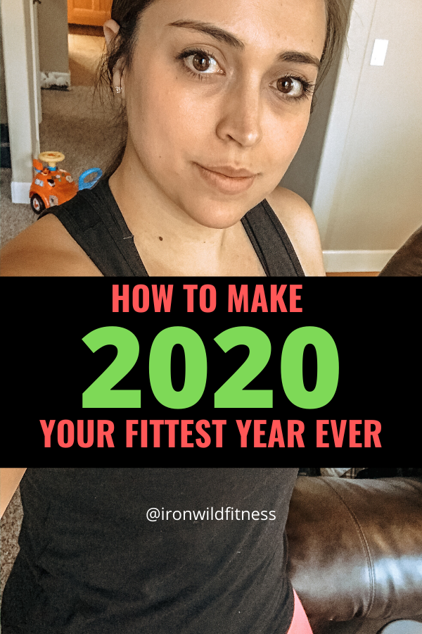 how to make this your fittest year yet