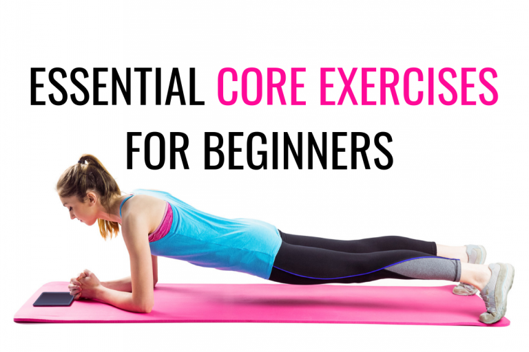 Core Exercises For Beginners | 5 Essential Exercises