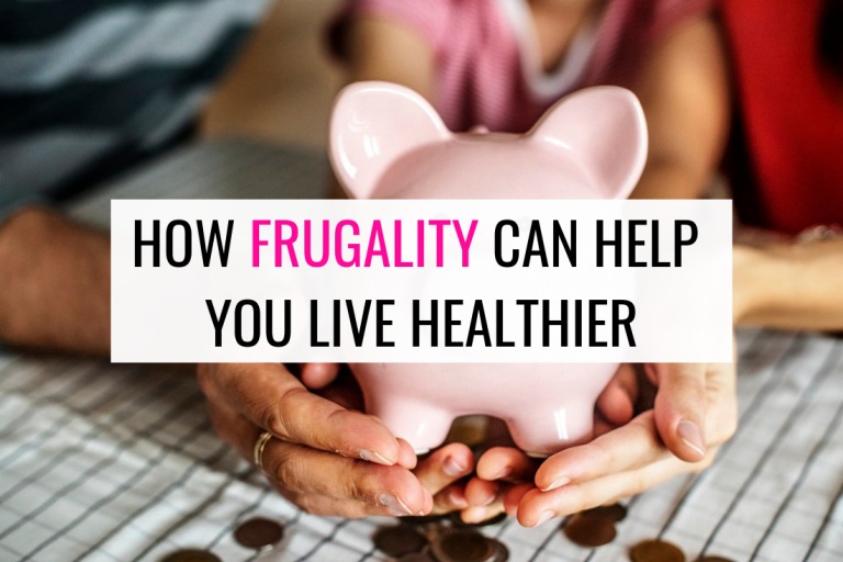 8 Health Benefits of Being Frugal
