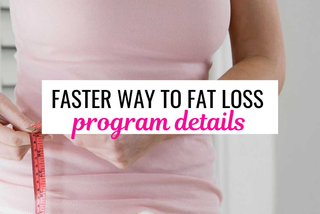 faster way to fat loss program