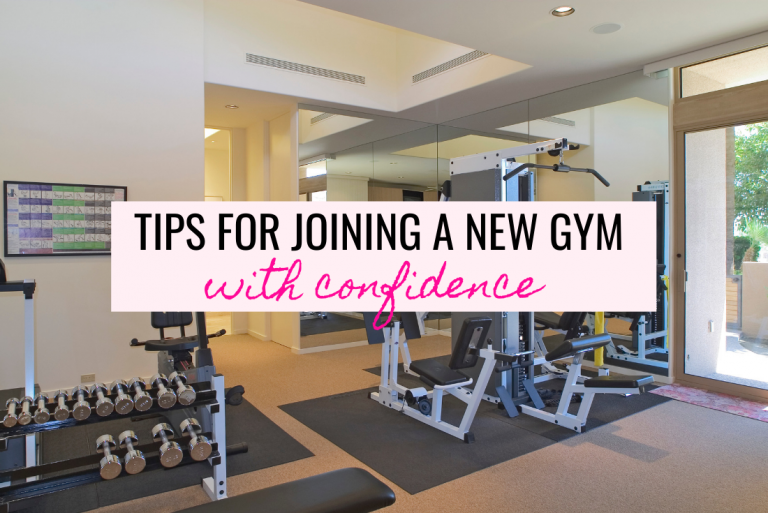 13 Tips For Joining A New Gym With Confidence