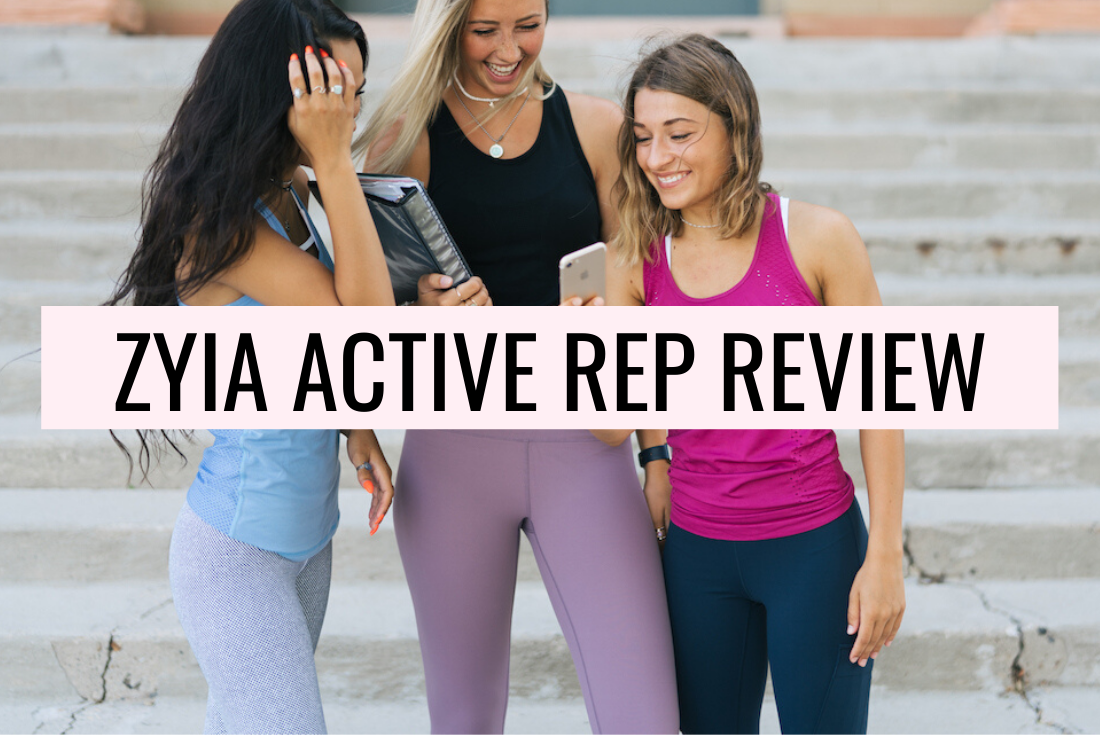 ZYIA Active rep review month one