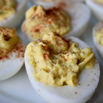greek yogurt deviled eggs recipe
