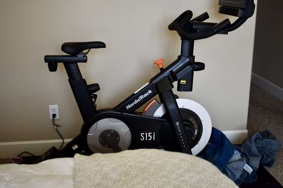 my NordicTrack exercise bike review