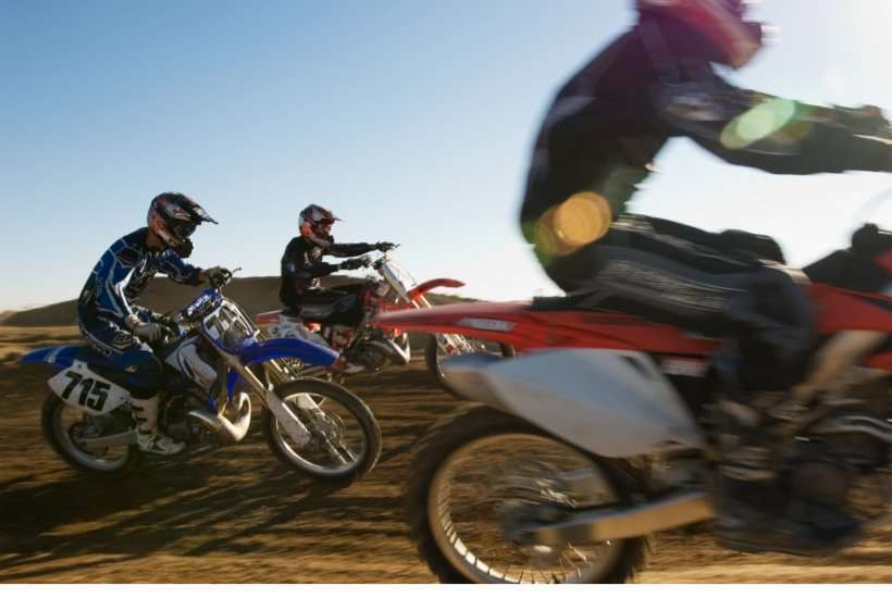 nutrition tips for dirt bike riders
