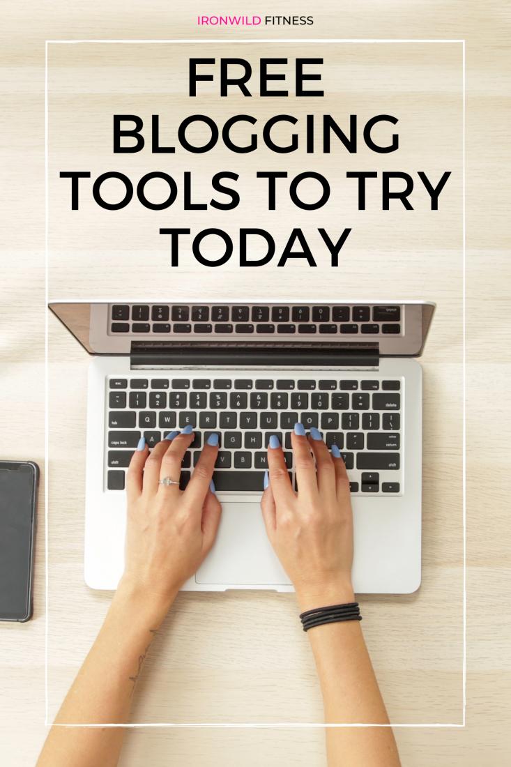 free blogging tools