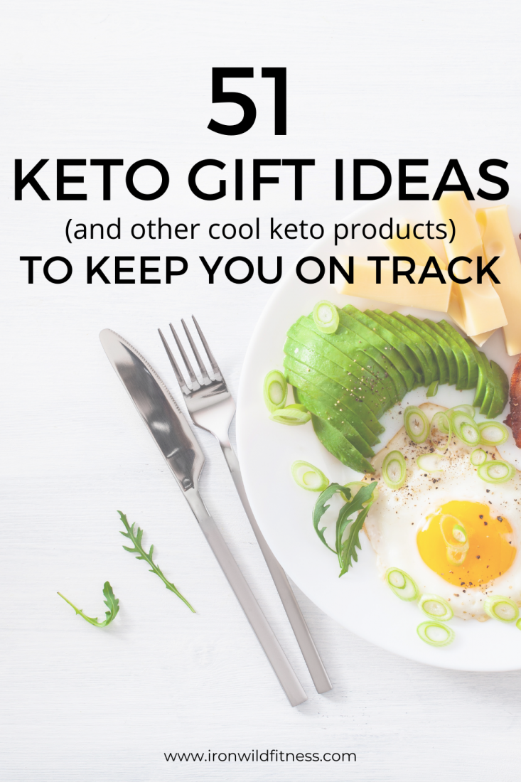 keto gift ideas and fun keto products