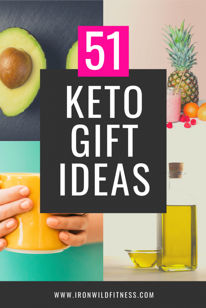 Keto gift ideas for people doing the keto diet