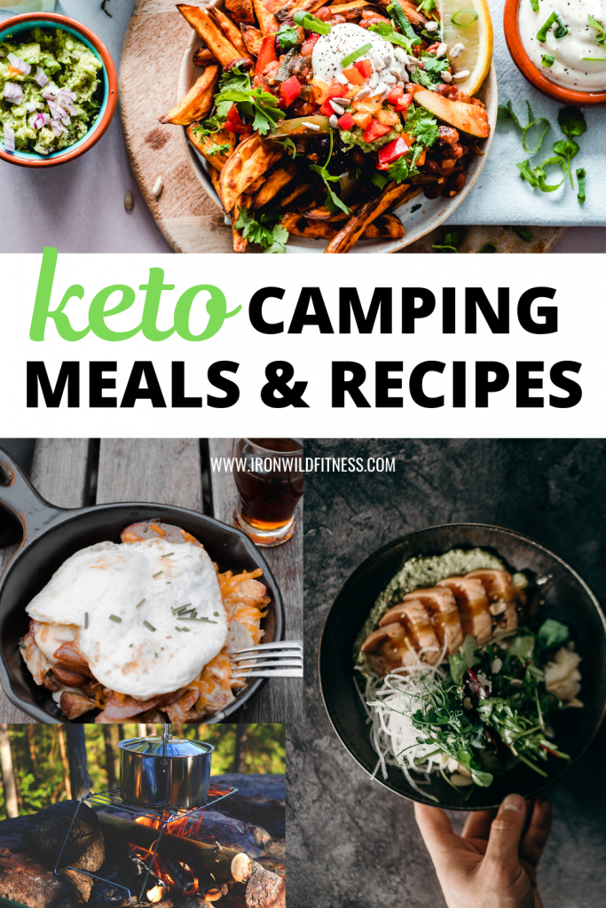 best keto camping meals