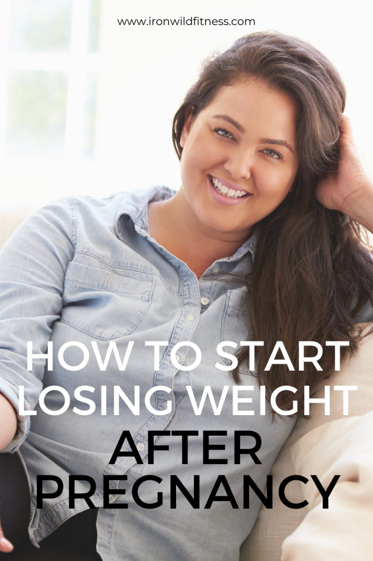 how to start losing weight after pregnancy