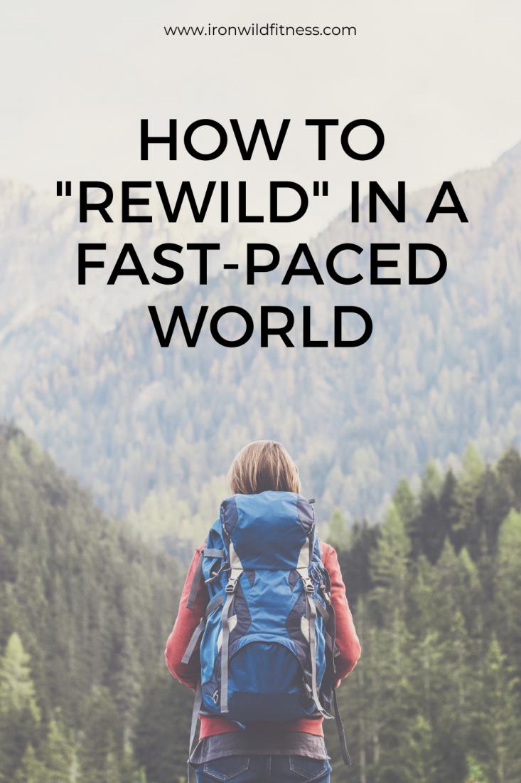 how to rewild