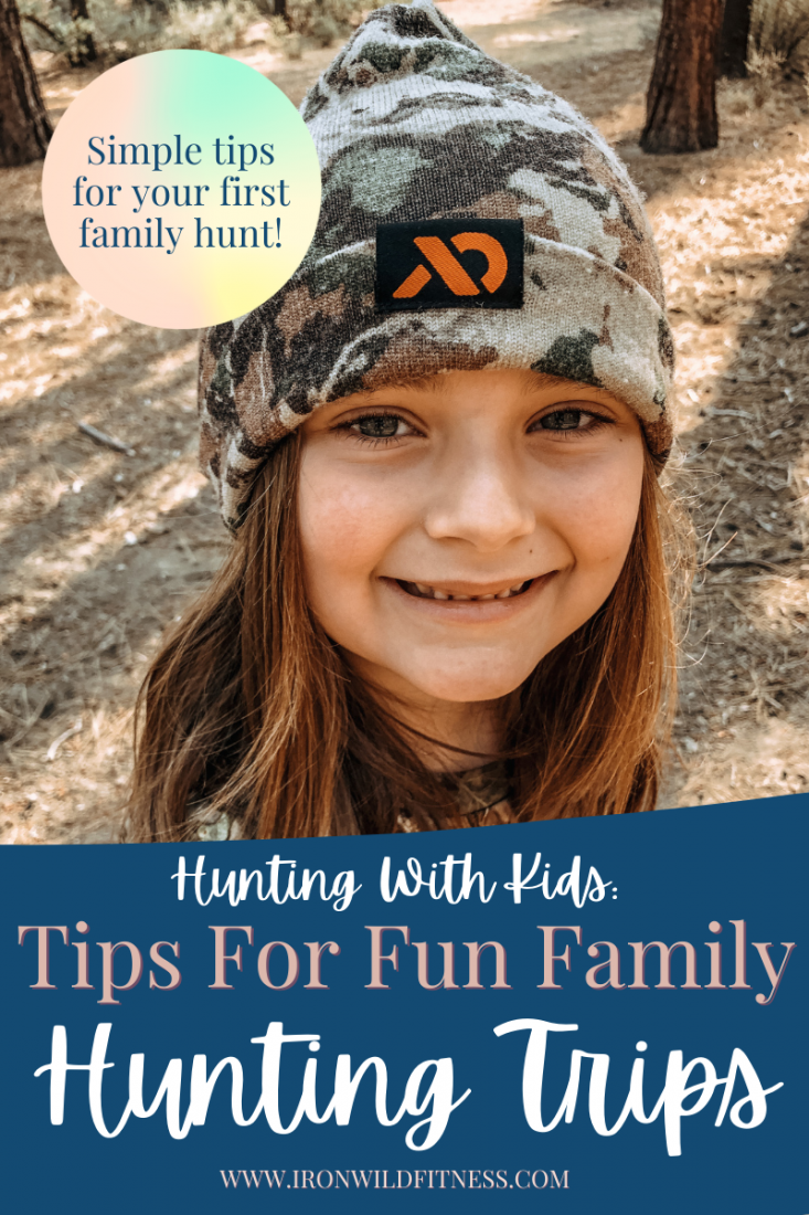 Take your kids hunting with these tips.