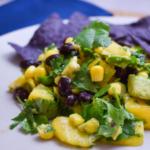 Easy Mango Black Bean Salsa Recipe