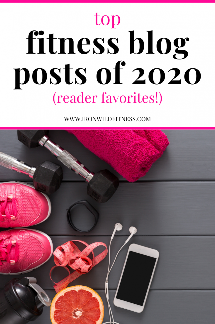 top fitness articles of 2020 articles