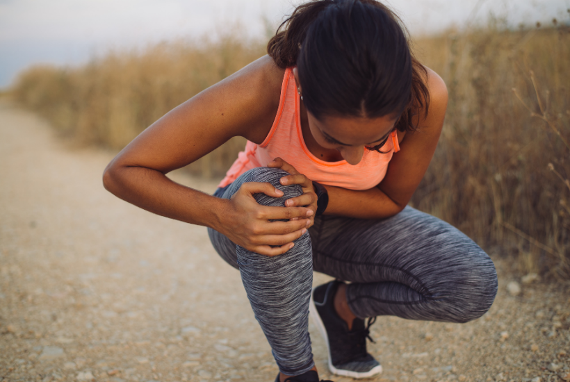 When to see a physical therapist for knee pain