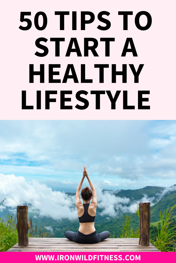 tips to start a healthy lifestyle