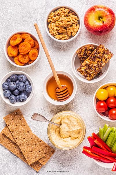 Best Healthy Dairy Free Snacks